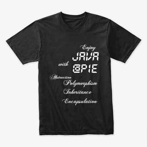 Java with A Pie Unisex Tshirt