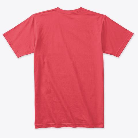 I Am 4 Life Vintage Red T-Shirt Back