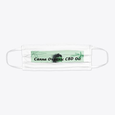 Canna Organic Cbd Oil Standard T-Shirt Flat