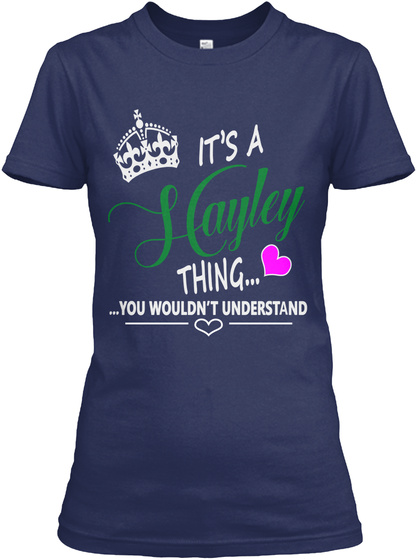 It's Scayley Thing... ...You Wouldn't Understand Navy Camiseta Front