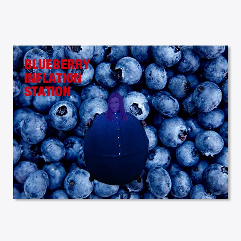 Blueberry Inflation Station Products From Blueberry Inflation Station Teespring See more of blueberry inflation on facebook. blueberry inflation station sticker
