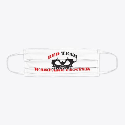 Information Warfare Center Red Team Standard T-Shirt Flat
