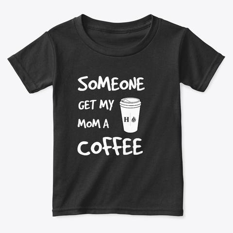 Ho C Baby Black T-Shirt Front