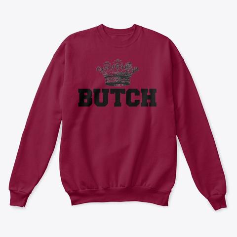 Butch Queen Cardinal  T-Shirt Front