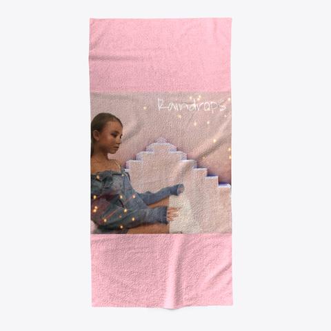 Haleyns13 Merch Pink T-Shirt Front