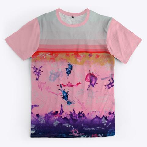 Kg 147 Pink T-Shirt Front