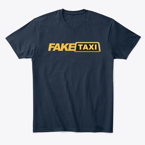 FakeTaxi Funny Adult Apparel Unisex Tshirt