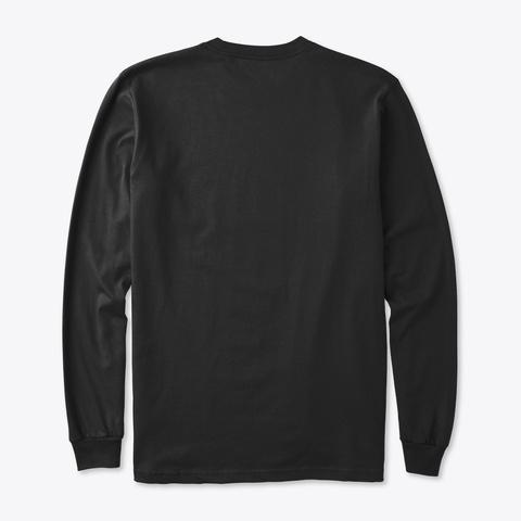 Vaporwave Art Black T-Shirt Back