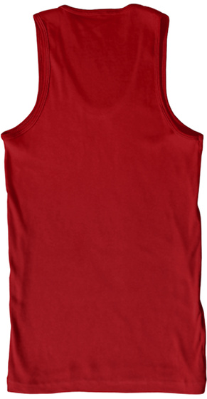 Lifeguard   Limited Edition Red T-Shirt Back