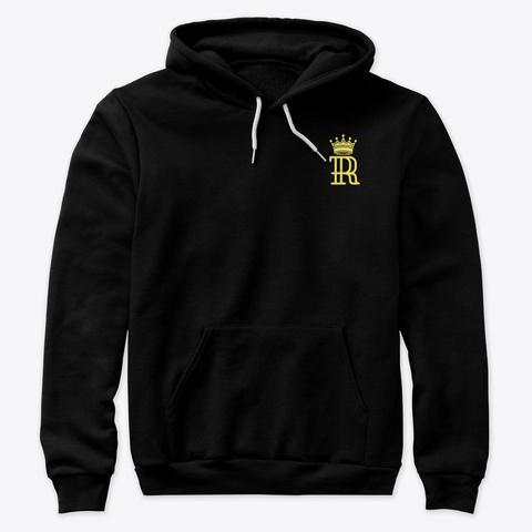 Fall 2019  Black T-Shirt Front
