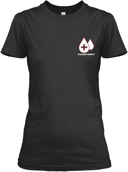 Pheleotomist Black T-Shirt Front