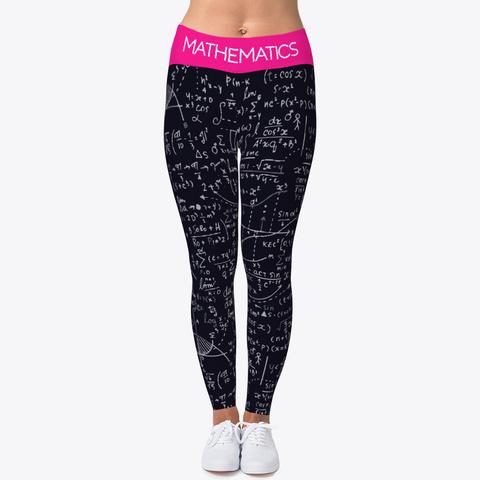 Mathematics Legging Standard T-Shirt Front