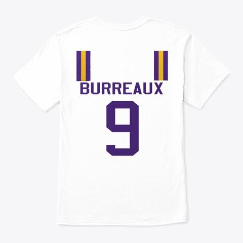 Geaux Burreaux Joe Burrow T Shirt Jersey