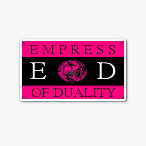 Empress Of Duality Standard T-Shirt Front