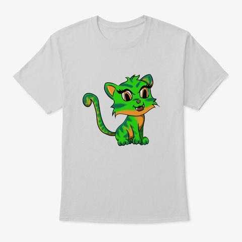 Thylacoleo Light Steel T-Shirt Front