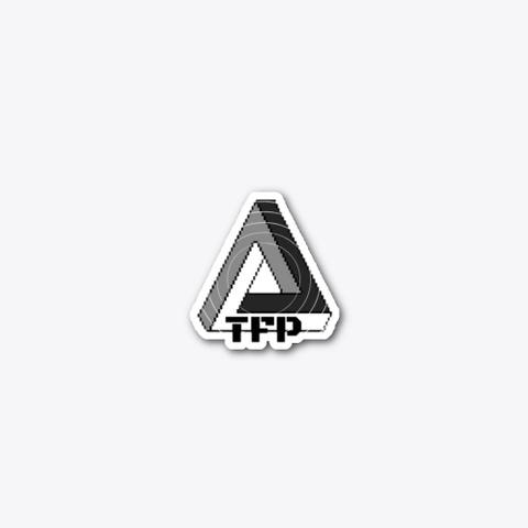Fatum Project Triangle Logo Standard T-Shirt Front