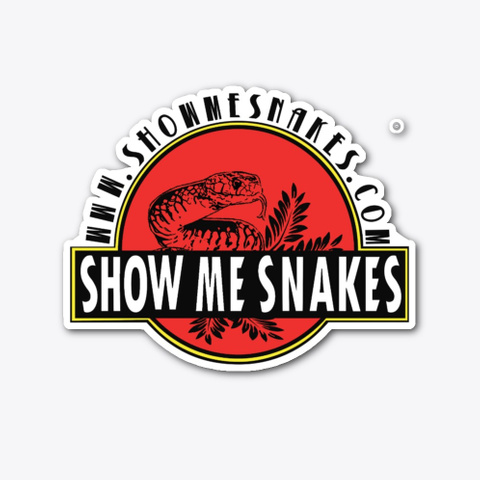 Show Me Snakes Standard T-Shirt Front