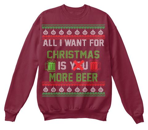 Beer Christmas Sweater.Beer Ugly Christmas Sweatshirt Eu