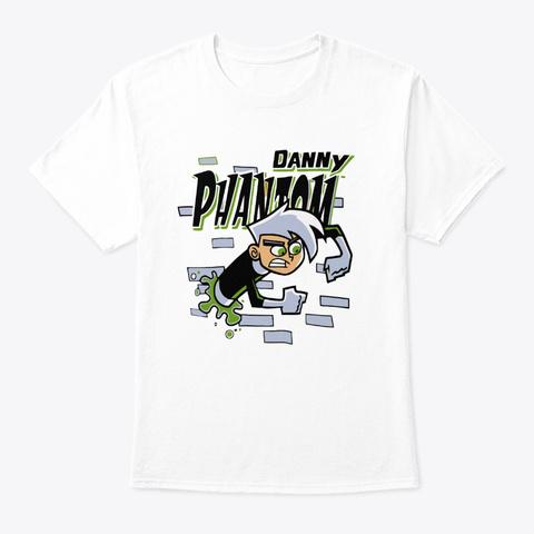 danny phantom shirt