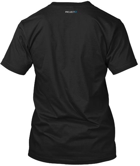 © Poli'ahu, Goddess Of Mauna Kea Black T-Shirt Back