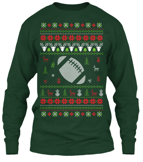 Rugby Ugly Christmas Sweater Products From Ugly Christmas
