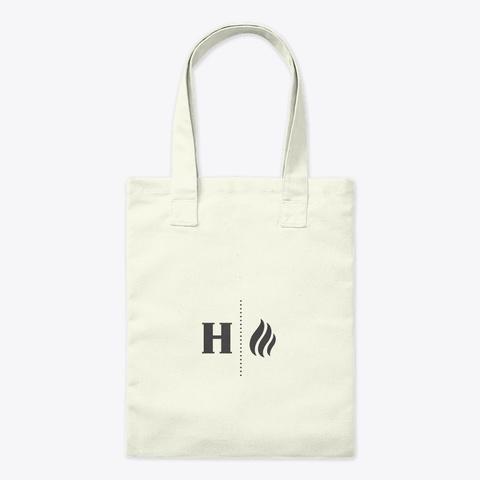 Ho C Gear Natural Tote Bag Front