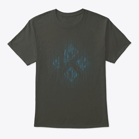 Kodi Matrix Smoke Gray Camiseta Front