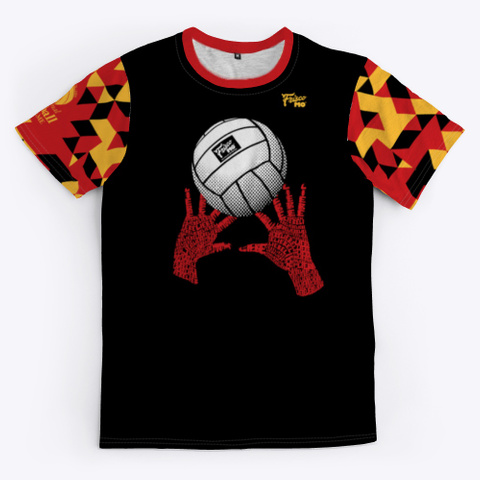Ivhf: Hände Der Liebe Standard T-Shirt Front