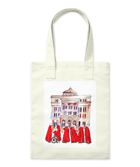Oi Natural Tote Bag Front