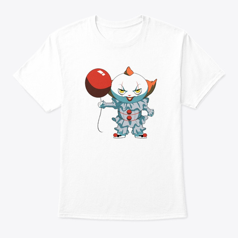 Tiny Penny Cult Member White T-Shirt Front