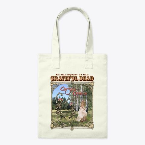 Chasing Ophelia Tote Bag Natural T-Shirt Front