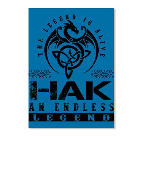 HAK An Endless Legend