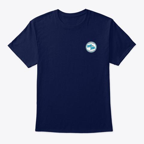 Lola   Pets By Josh Navy T-Shirt Front