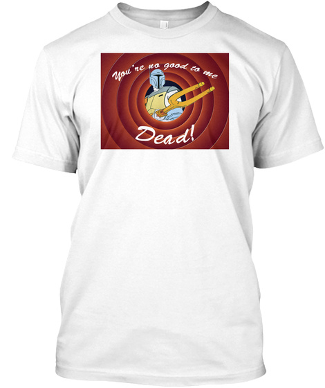 Holiday Special T Shirt White T-Shirt Front