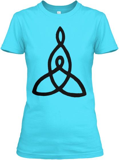 Remembering Ginny Tahiti Blue  T-Shirt Front