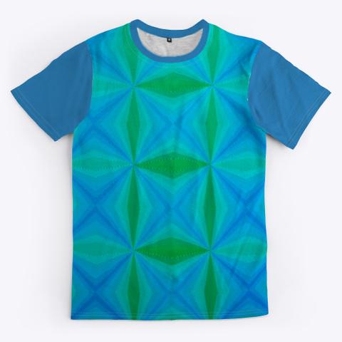 Kg 130 Denim Blue T-Shirt Front