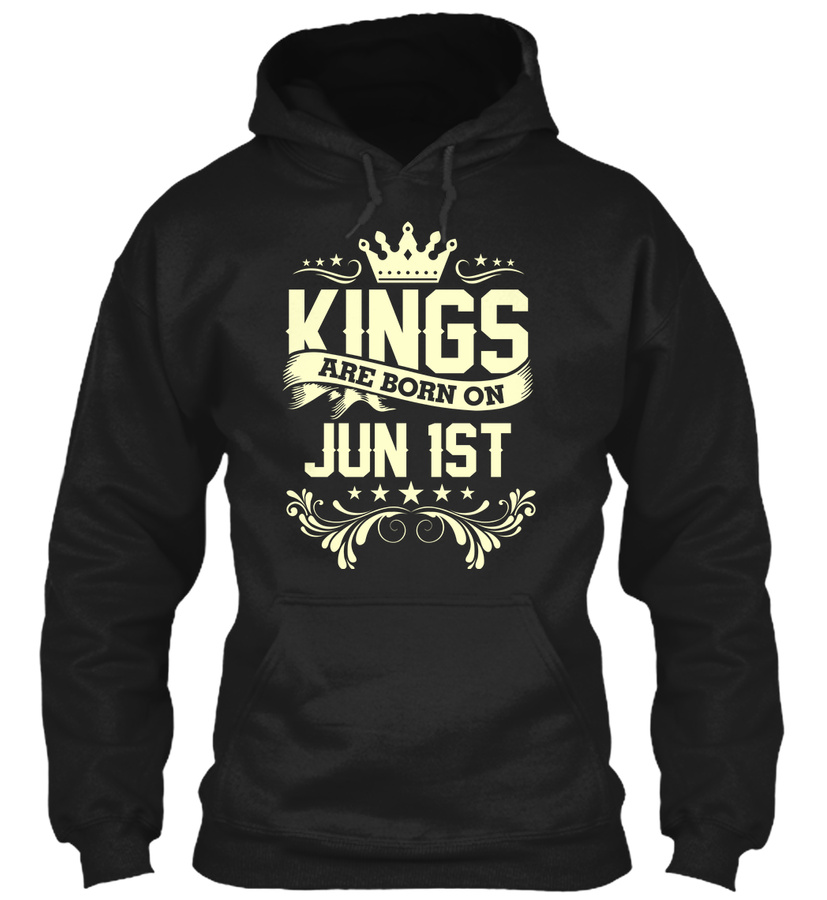 King Born On June 1st Birthday shirt Unisex Tshirt