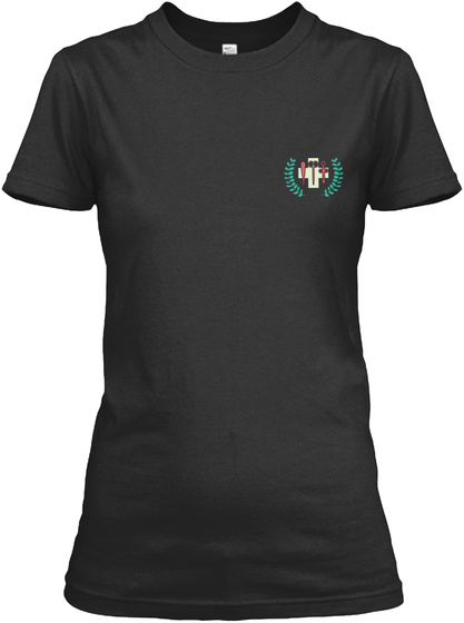 Awesome Surgical Tech Shirt Black T-Shirt Front