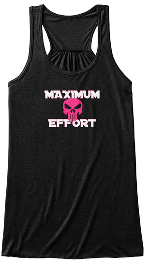 2d9026a25 Maximum Effort Pink Skull Workout - maximum effort Products from ...