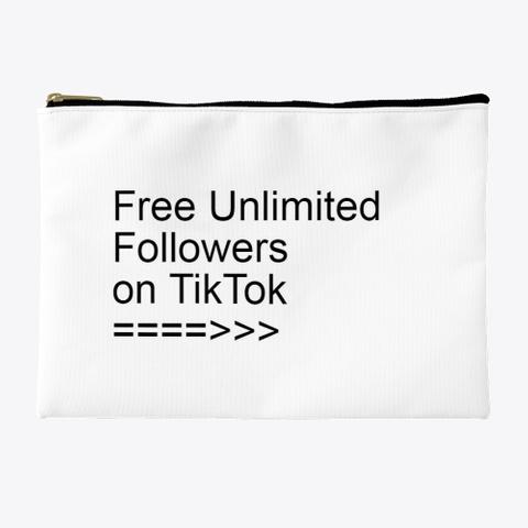 Free Tiktok Followers 2021 #$No Survey$# Standard T-Shirt Front