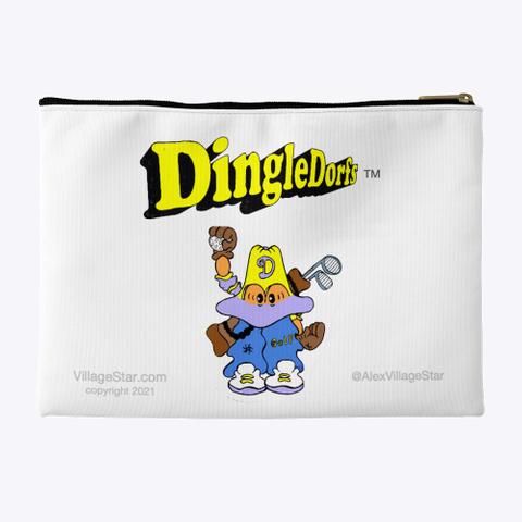 Dingle Dorfs Small Carry Case  Standard T-Shirt Back
