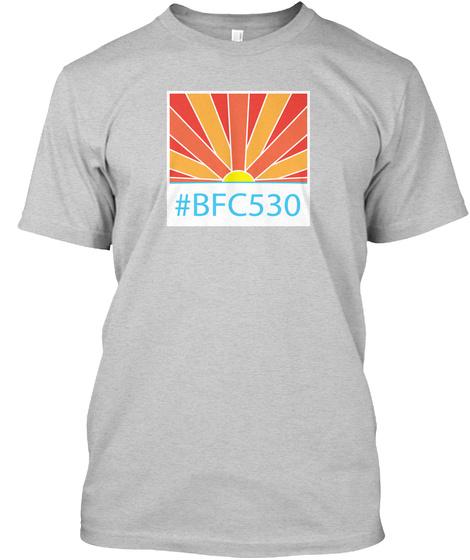 #Bfc530  Light Steel T-Shirt Front