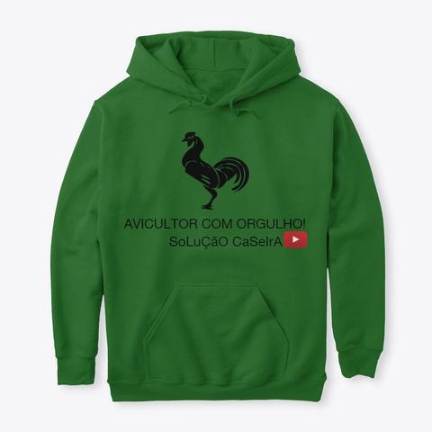 Blusas E Camisetas De Avicultor(A) Irish Green T-Shirt Front