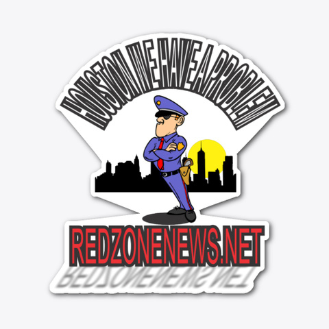 Redzonenews.Net Police Standard T-Shirt Front