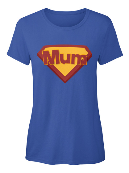 Mum Royal Women's T-Shirt Front