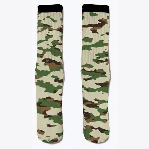 Military Camouflage   Arid Desert I Standard T-Shirt Front