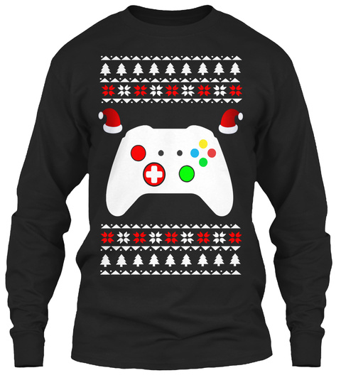 Xbox Video Games Ugly Christmas Sweater Products From Video Games