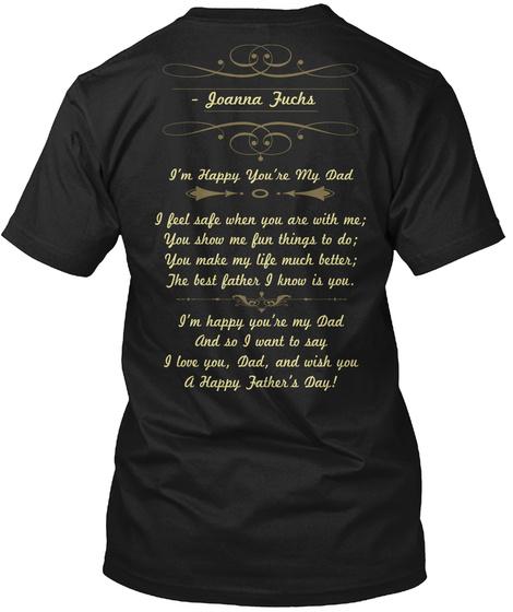529690e1 I'm Happy You're My Dad - - Joanna Fuchs I'm Happy You're My Dad I ...
