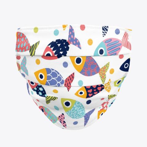Cute Fish  Standard T-Shirt Front