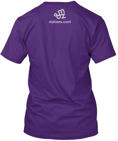 Ishihara Cluster Purple Camiseta Back